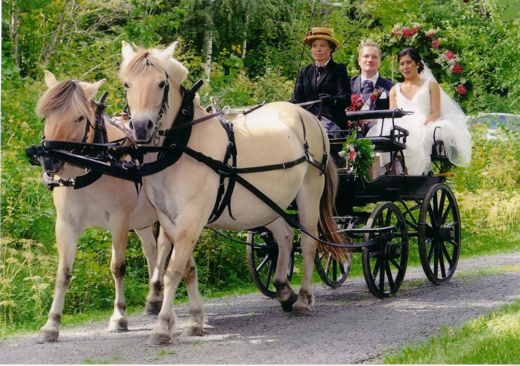 bröllopstur